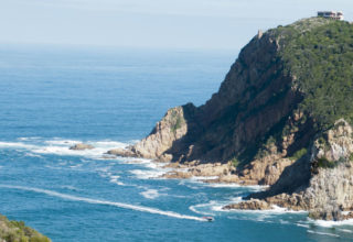 Knysna Heads and Waterfront